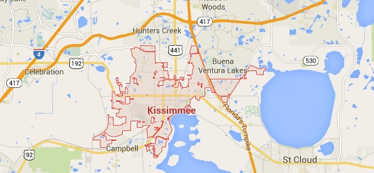 Kissimmee FL Two Bedroom Vacation Rentals