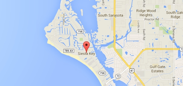 Siesta Key Three Bedroom Vacation Rentals