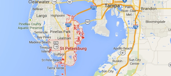 St. Petersburg FL Vacation Rentals