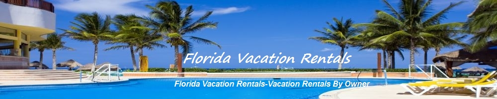 Florida Vacation Rentals By Owner header image