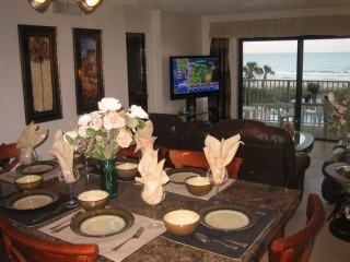 Cape Canaveral Oceanfront Condo