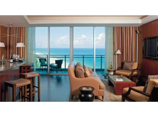 Ritz Carlton Luxury Hotel Bal Harbour
