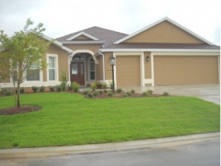 Newly-Built Home w/ Golf Course Frontage