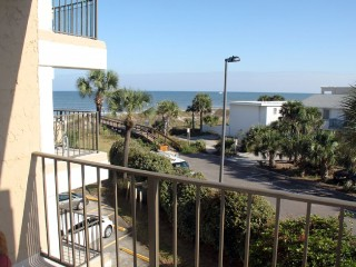 Gorgeous Ocean View from Condo!
