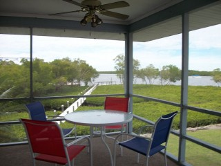 Direct Bayfront Home with Private Boat Dock