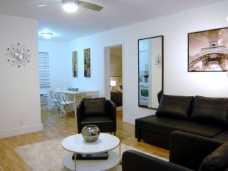 3 Large 1 Bedroom in Hollywood Beach