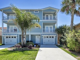 New Construction Jacksonville Beach Rental