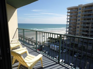 Daytona Beach Shores Oceanview