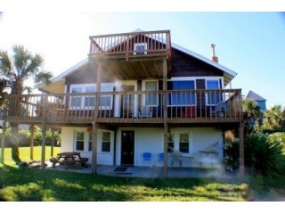 5 Bedroom Oceanfront Home St Augustine Beach