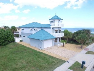 Luxury 3 Story by the Beach Flagler Beach