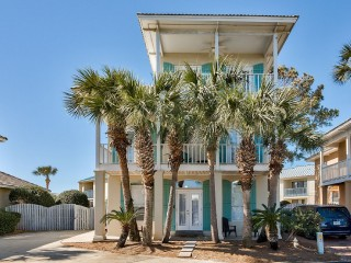 Big Beach House For 13 Miramar Beach