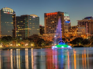 Downtown Orlando Historic Neighborhood