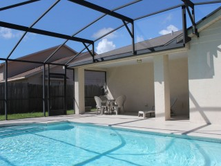 Pet Friendly Kissimmee Pool Home