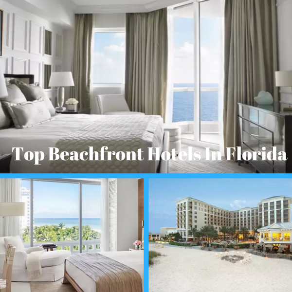 Top Beachfront Hotels in Florida