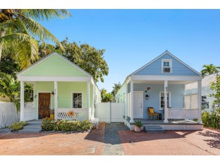 2 Cottages Key West Vacation Rental Outdoor Oasis! 4 BR/3 Ba