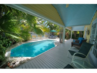 Key West South Street Cottage Casa Marina District Monthly Rental
