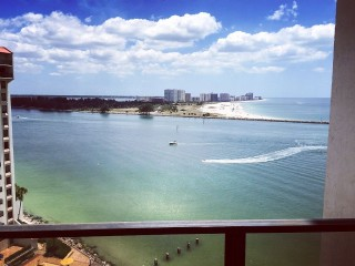 Remodeled Clearwater Beach Monthly Condo