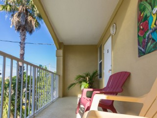 Remodeled Clearwater Beach Rental
